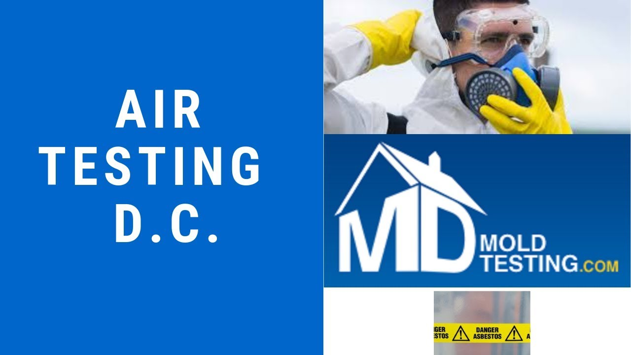 Mold Inspection & Air Testing In Washington D C