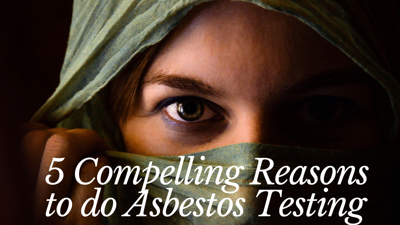 asbestos testing alexandria virginia